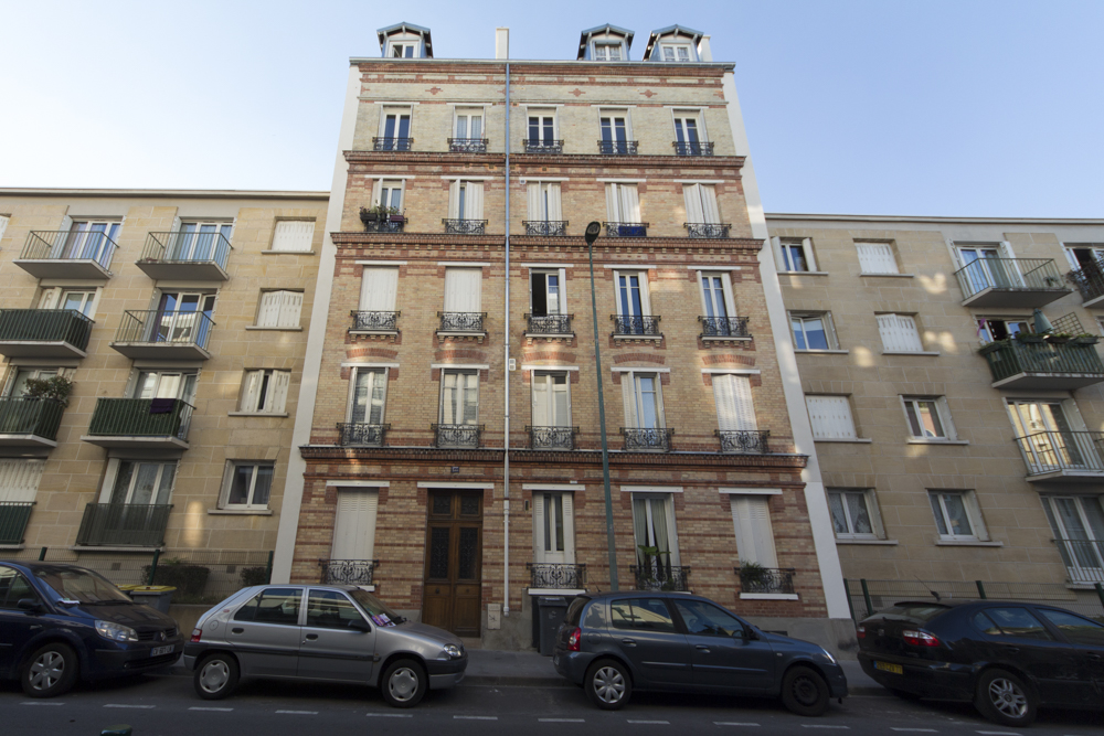 133 CARNOT (RUE)  92150 SURESNES - COUV - RAL