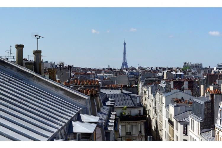 Couverture rue Lantiez, 75017 Paris