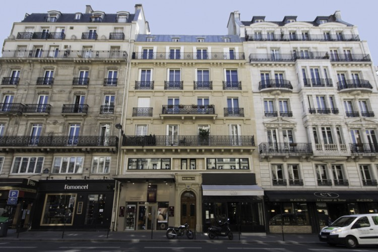 3 RUE ETIENNE MARCEL 75001 PARIS- RAVAL