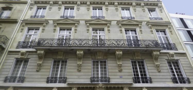 36 RUE DE MONCEAU 75017 PARIS- RAVAL