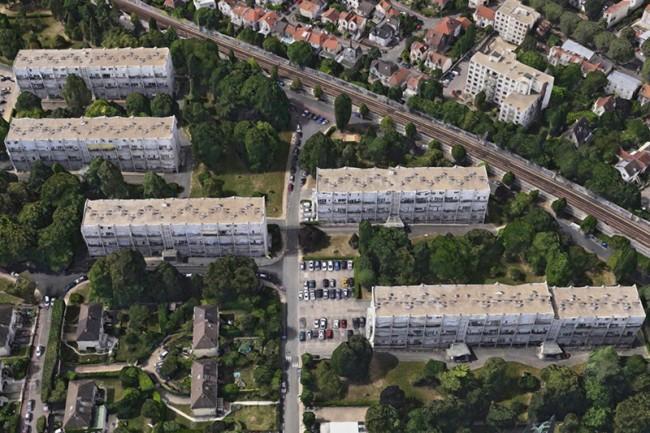 38 RIEUSSEC (RUE) RESIDENCE LE CLOS SAINT VIGOR 78220 VIROFLAY - ETANCH