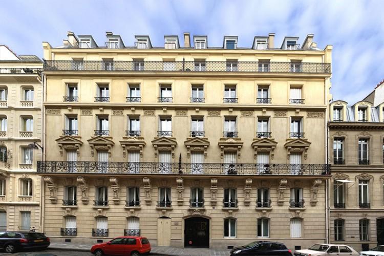 Travaux de ravalement de façade à Paris IX