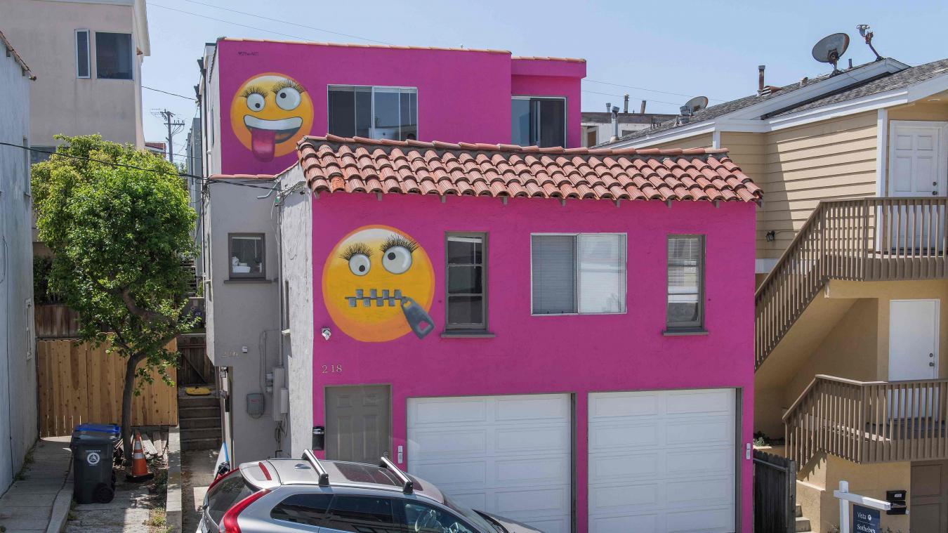 Harmonie Des Couleurs Dans Une Maison façade de maison : peut-on choisir n'importe quelle couleur