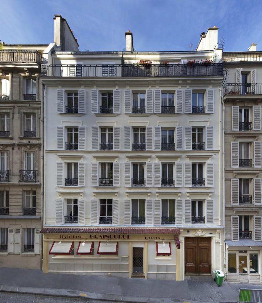 R alisation paris xvii - Combien coute un ravalement de facade immeuble ...