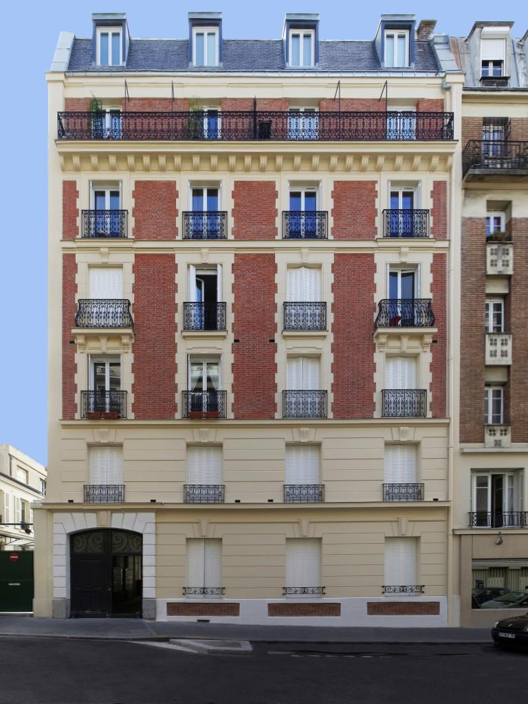 Ravalement paris 17 votre ravalement avec harmonie - Combien coute un ravalement de facade immeuble ...