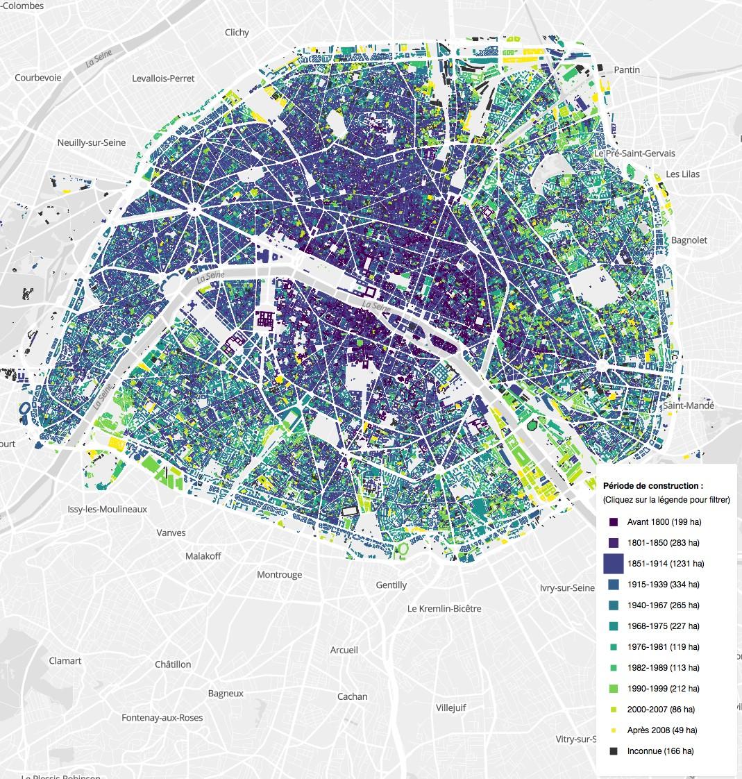 Paris Materiaux Villeneuve La Garenne ravalement paris - votre ravalement de façade avec harmonie